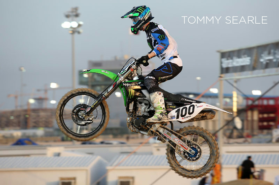 Photo of Tommy Searle