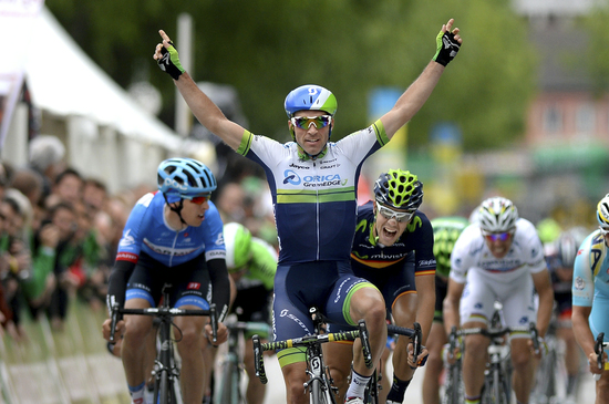 Another hands up for ORICA-GreenEDGE