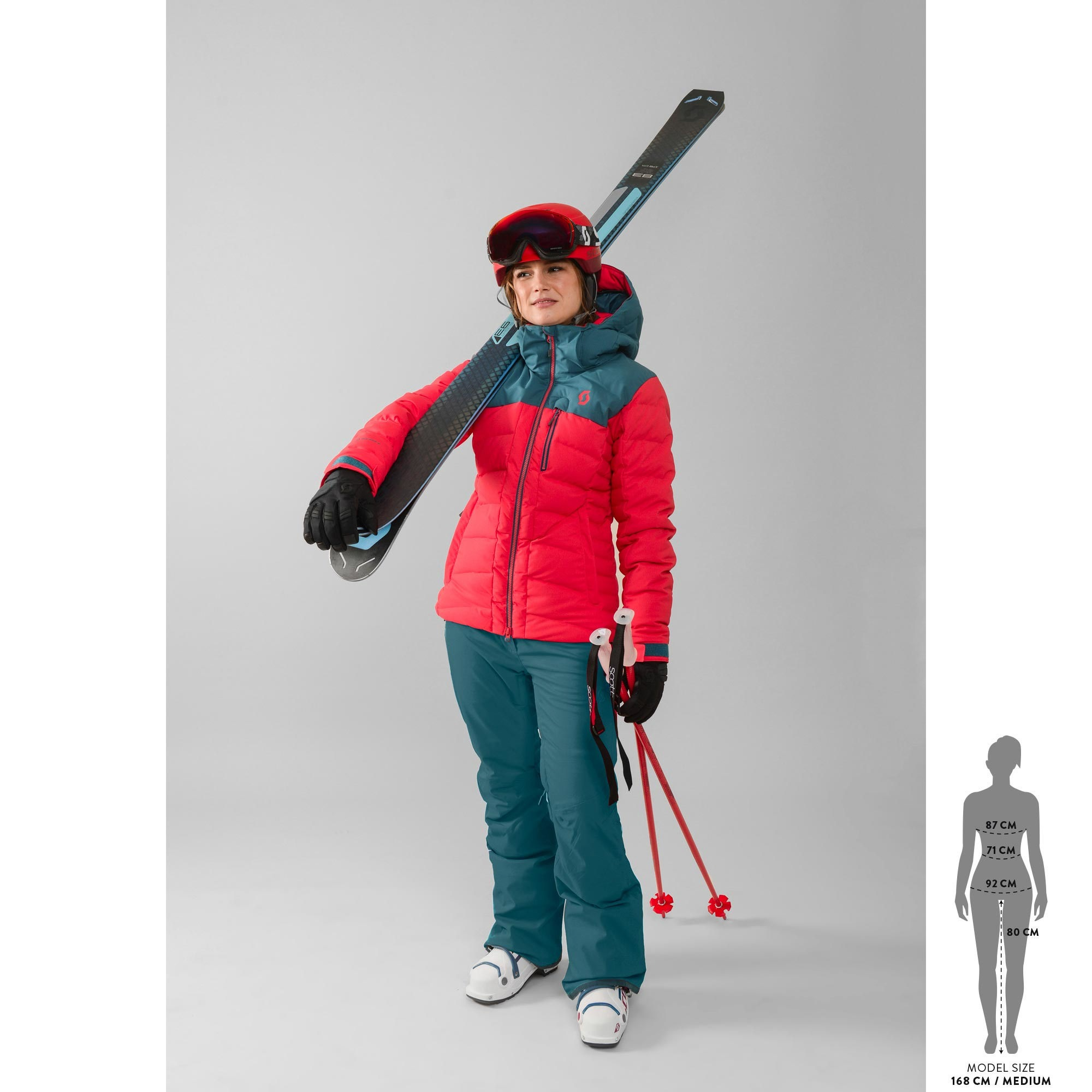 SCOTT Slight 83 Women`s Ski