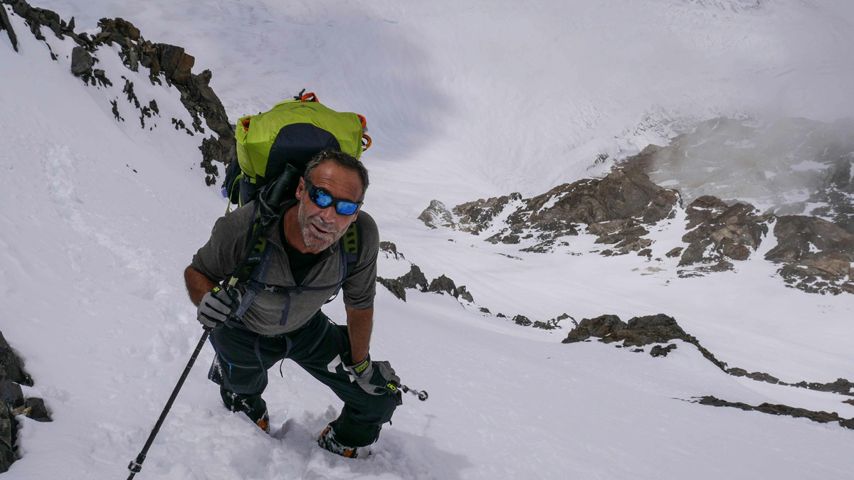 MIKE HORN K2 Expedition - Part 2