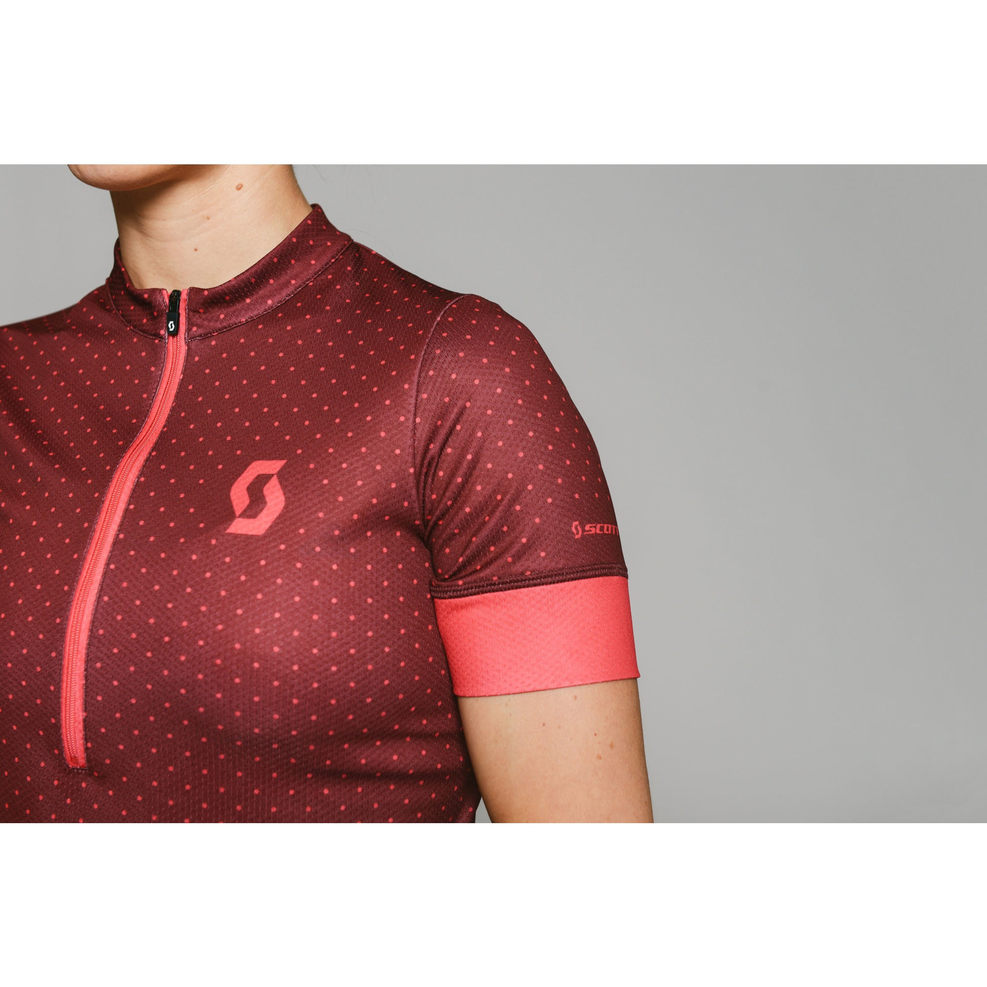 SCOTT Endurance 30 Kurzarm-Damen-Shirt