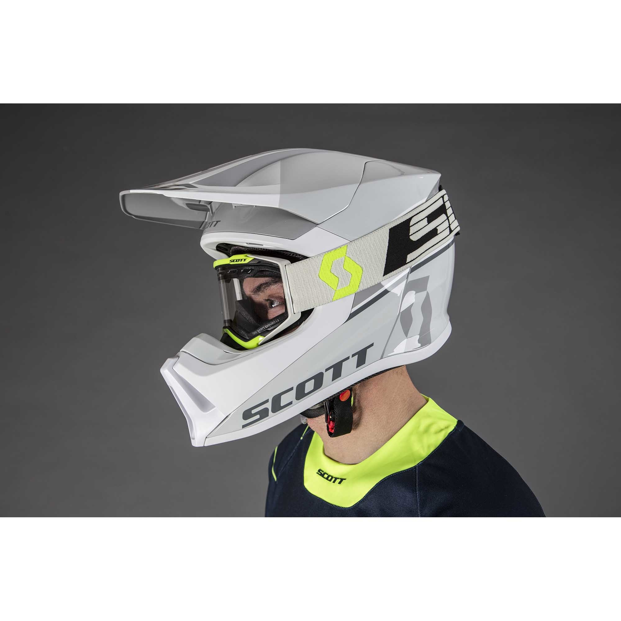 SCOTT 550 Split ECE Helmet