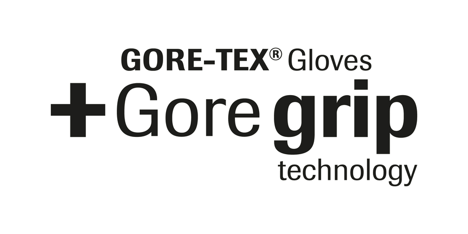 GORE-TEX® Gloves + Gore Grip Technology