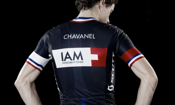 Back In Blue  IAM Cycling Line-Up 2014  50e0ddc1d