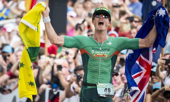 Two Podiums in Kona for 2013