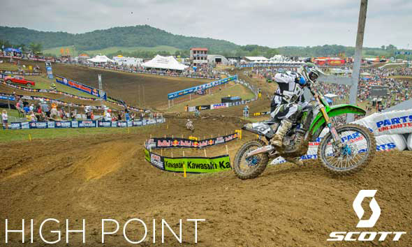 SCOTT Moto Weekend Vision: High Point