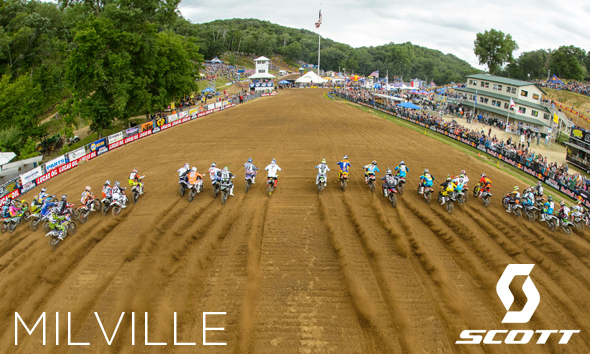SCOTT Moto Weekend Vision: Millville