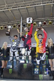 Kiriny 2nd Overall MX1