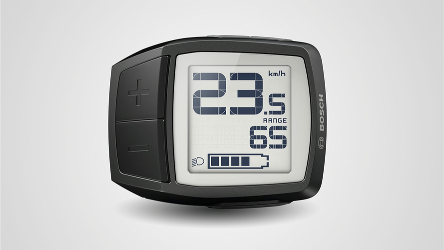 Bosch E-MTB Display and Assist Switch