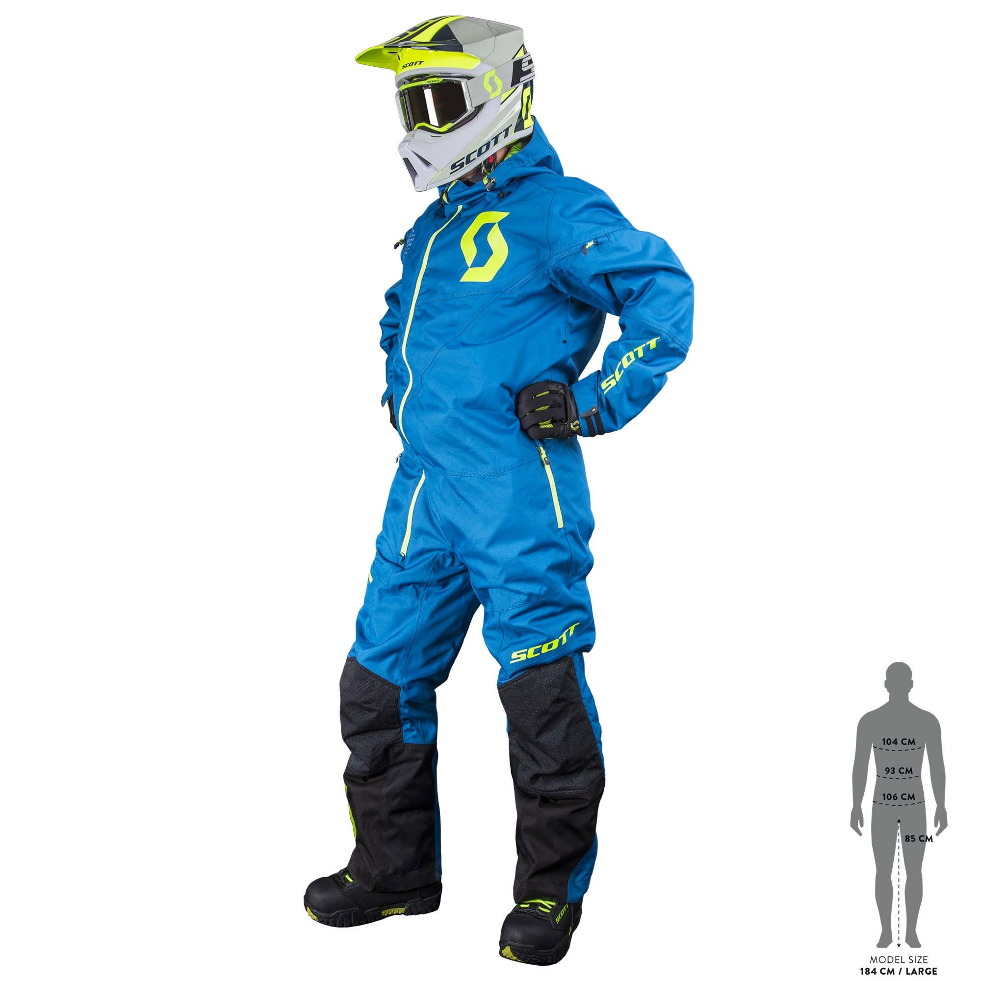 SCOTT DS Monosuit