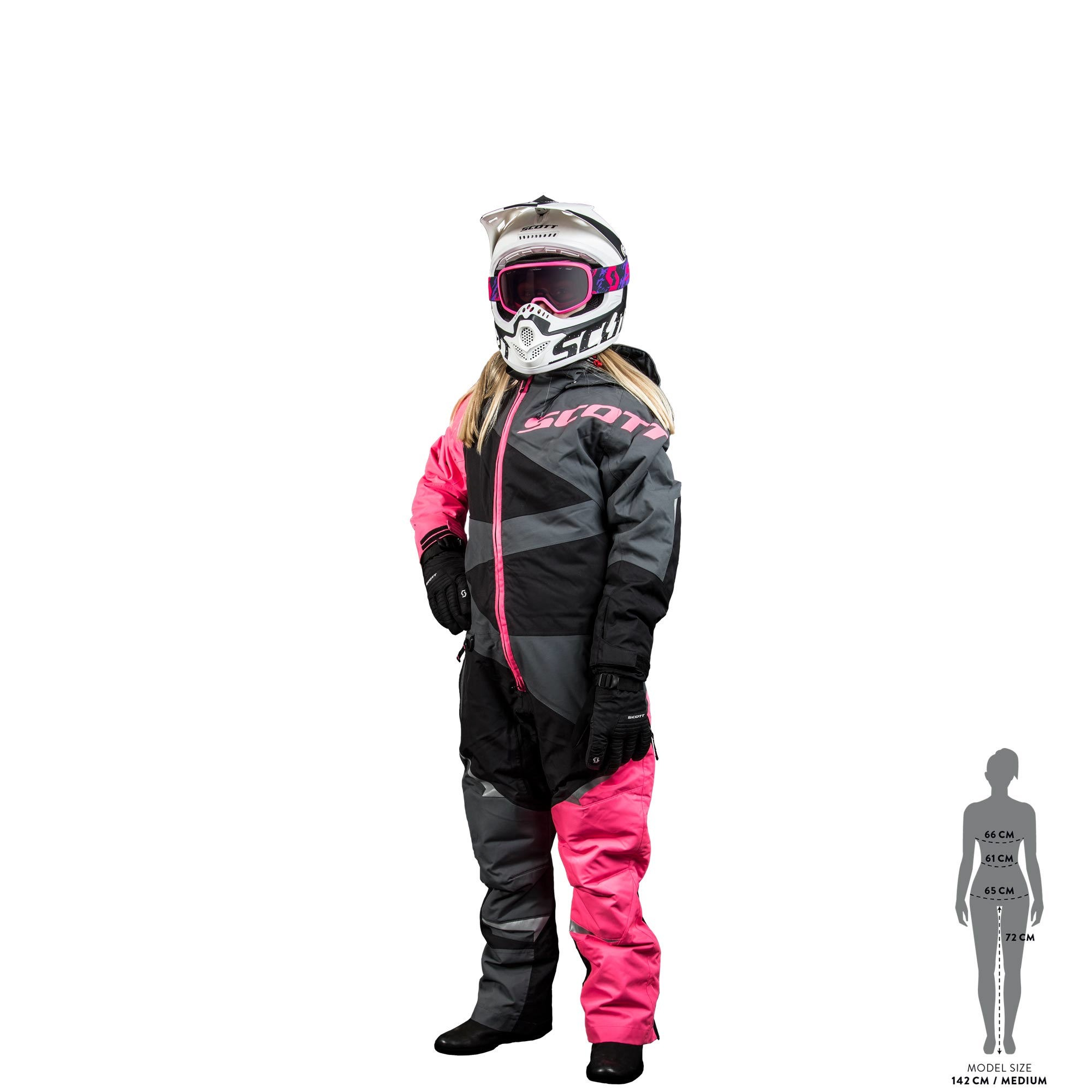 DP Junior Monosuit