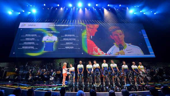 OPPORTUNITIES AT TDF FOR ORICA-GREENEDGE