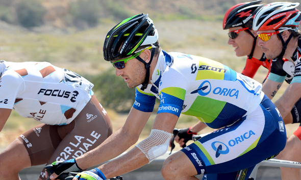 ORICA-GreenEDGE Pays Tribute to Baden Cooke