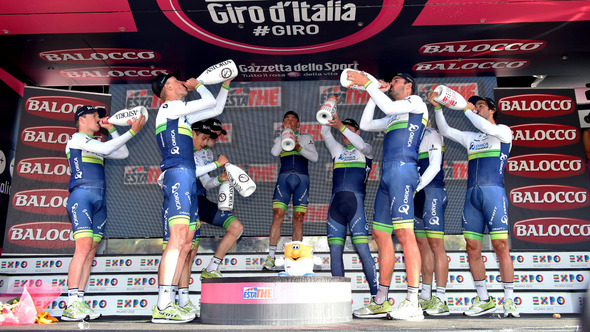 Giro d'Italia team time trial