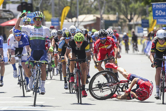 Ewan takes ORICA-GreenEDGE's second win at Jayco Herald Sun Tour