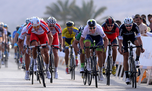Howard Moves Into Tour of Oman Race Lead