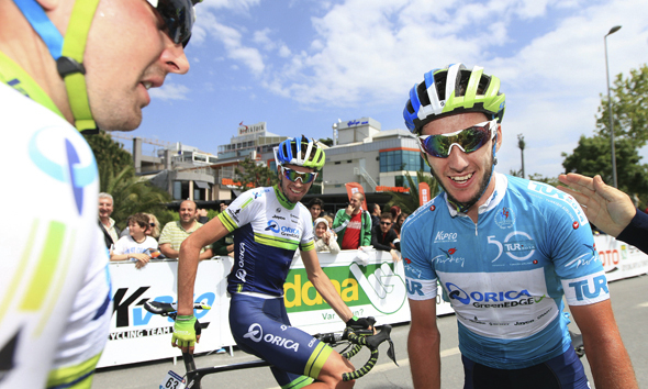 Yates Wins Queen Stage at Tour of Turkey