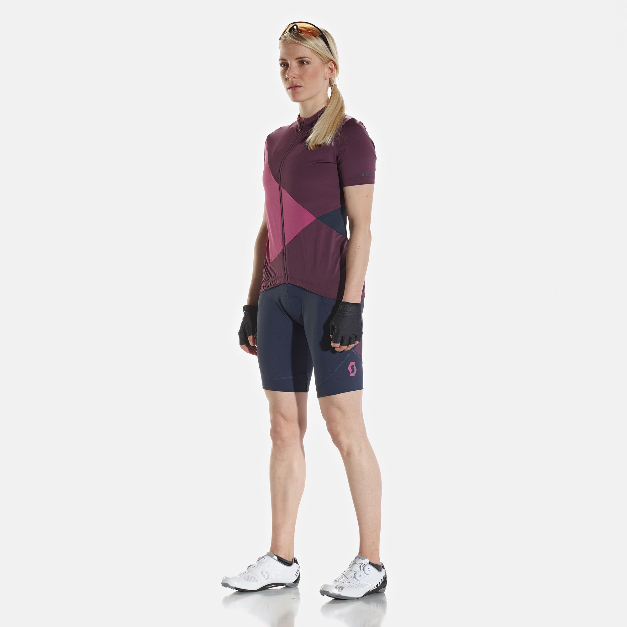SCOTT Endurance 10 s/sl Damen Shirt