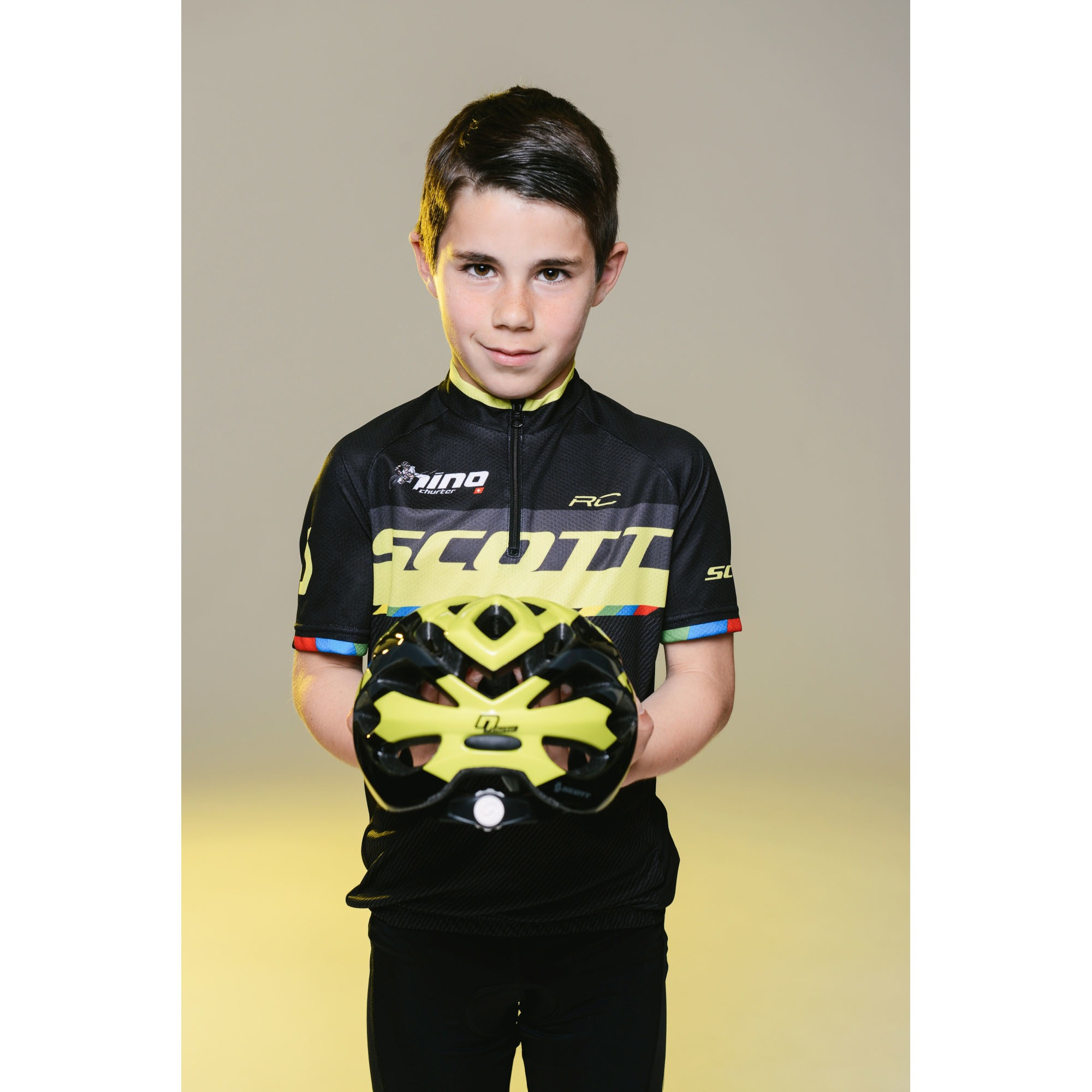 SCOTT RC Pro Kurzarm-Shirt für Kinder