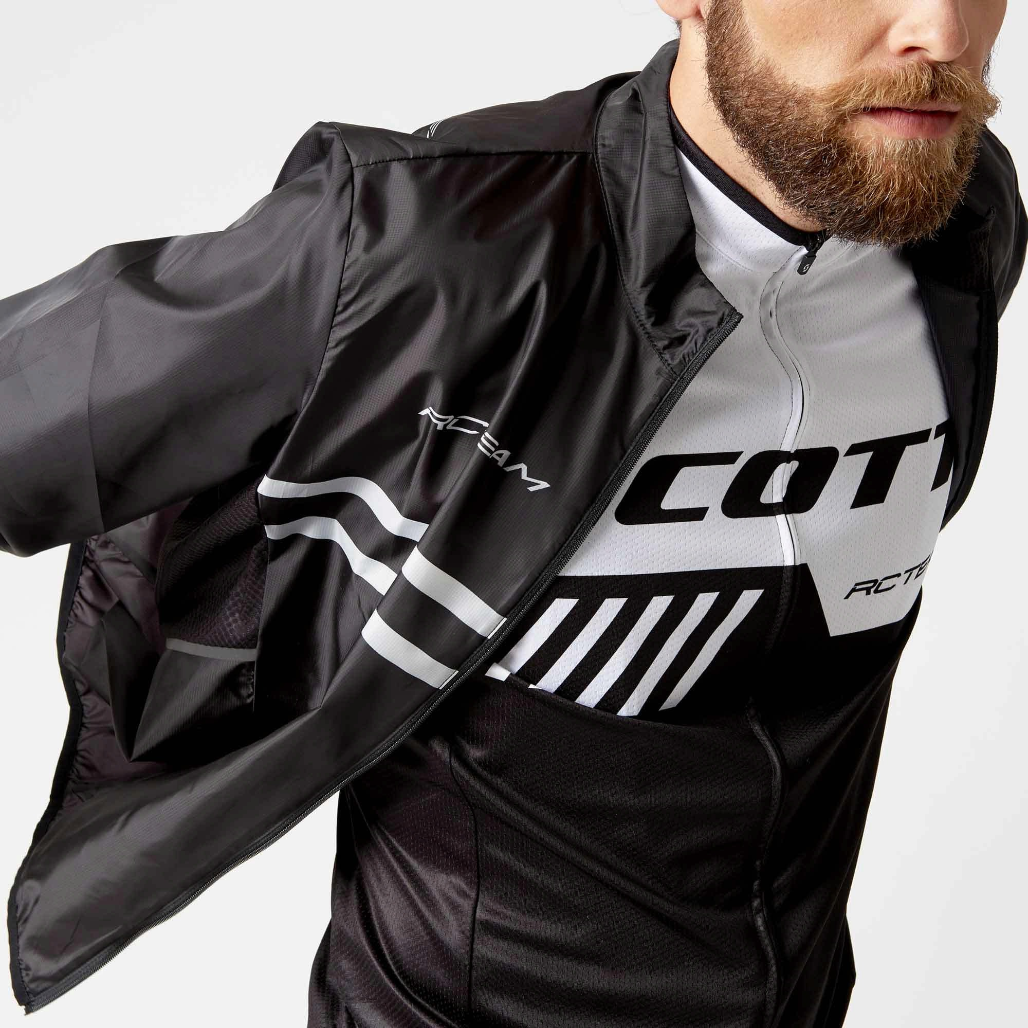 SCOTT RC Team 10 Kurzarm-Shirt