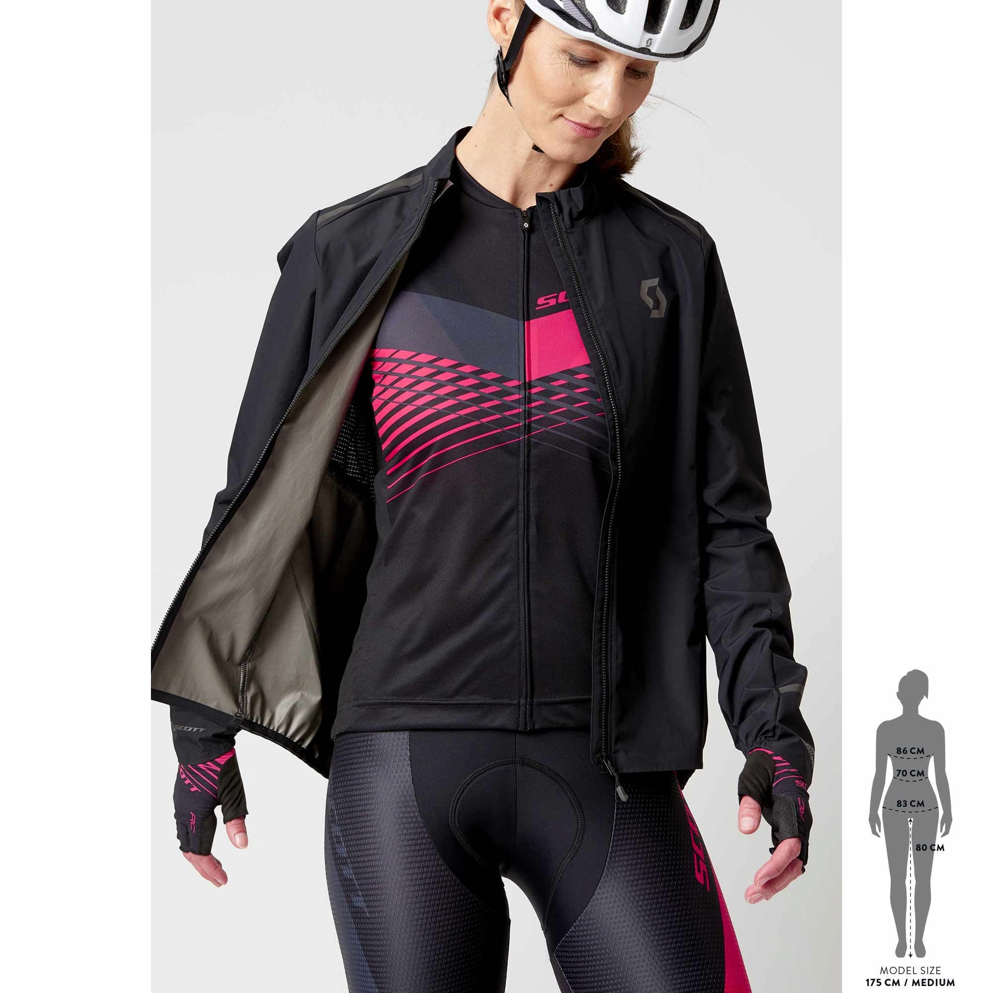 Chaqueta para mujer SCOTT RC Weather WS
