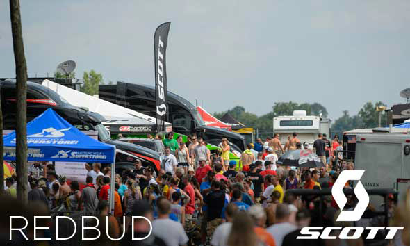 SCOTT Moto Weekend Vision: RedBud