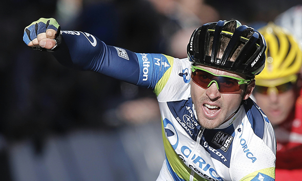 Howard Sprints to Victory at Trofeo Migjorn