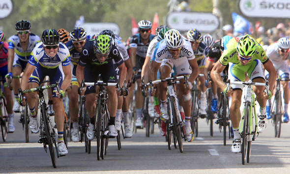 Gerrans Delivers First Tour de France Stage Win for ORICA-GreenEDGE