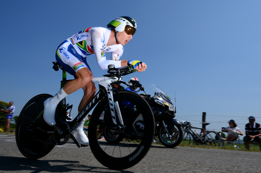 Impey Defends TT Championship