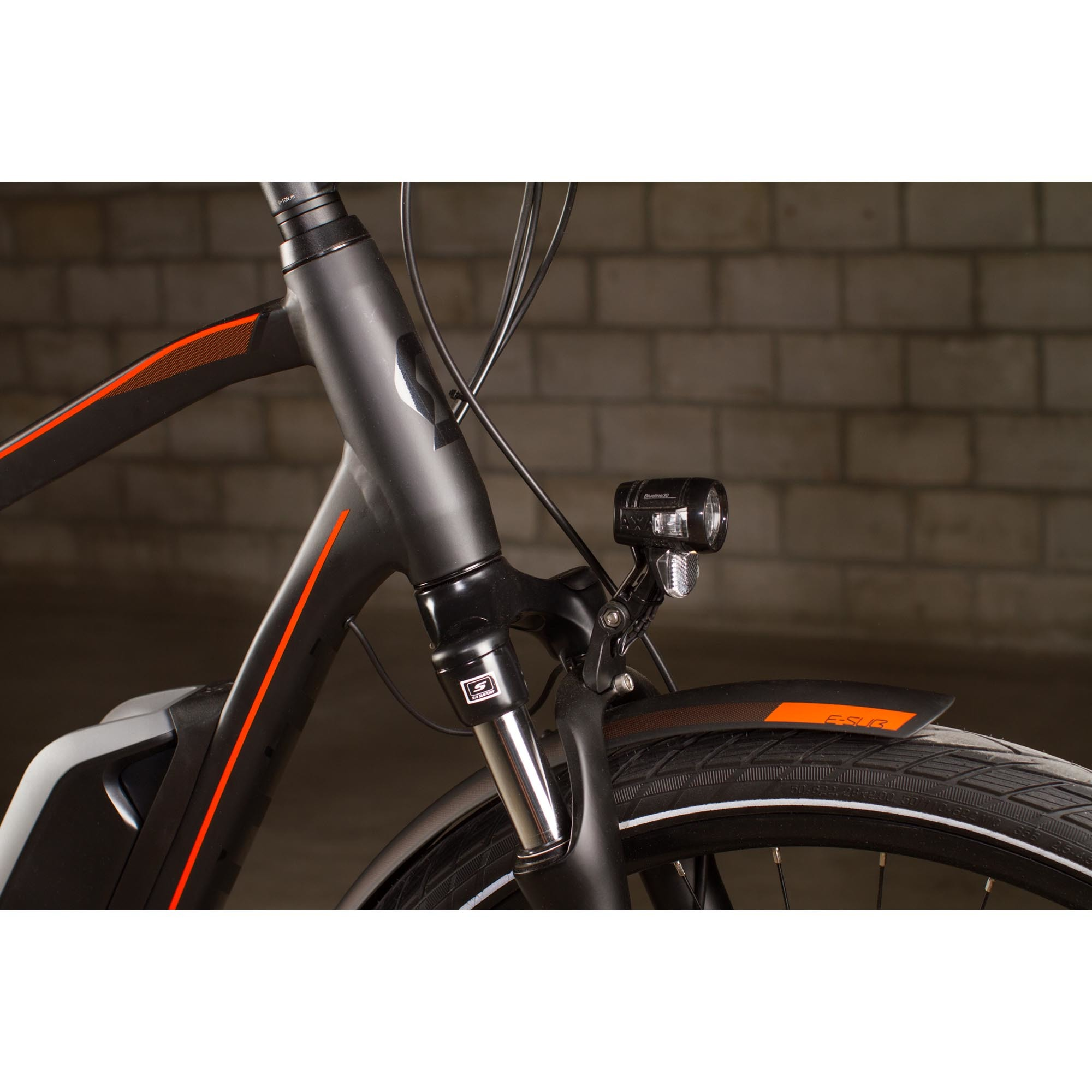 SCOTT E-Sub Active Unisex Bike