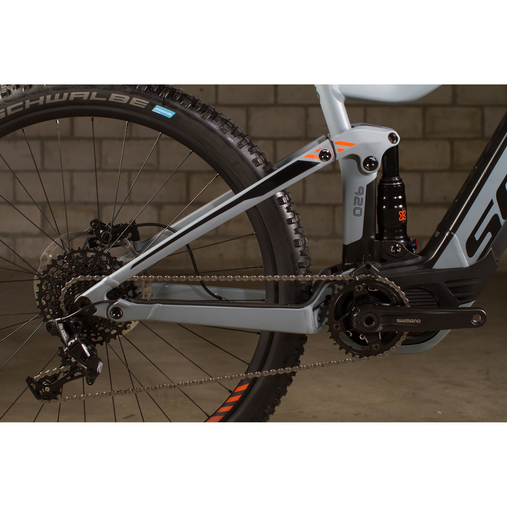 SCOTT E-Genius 920 Bike