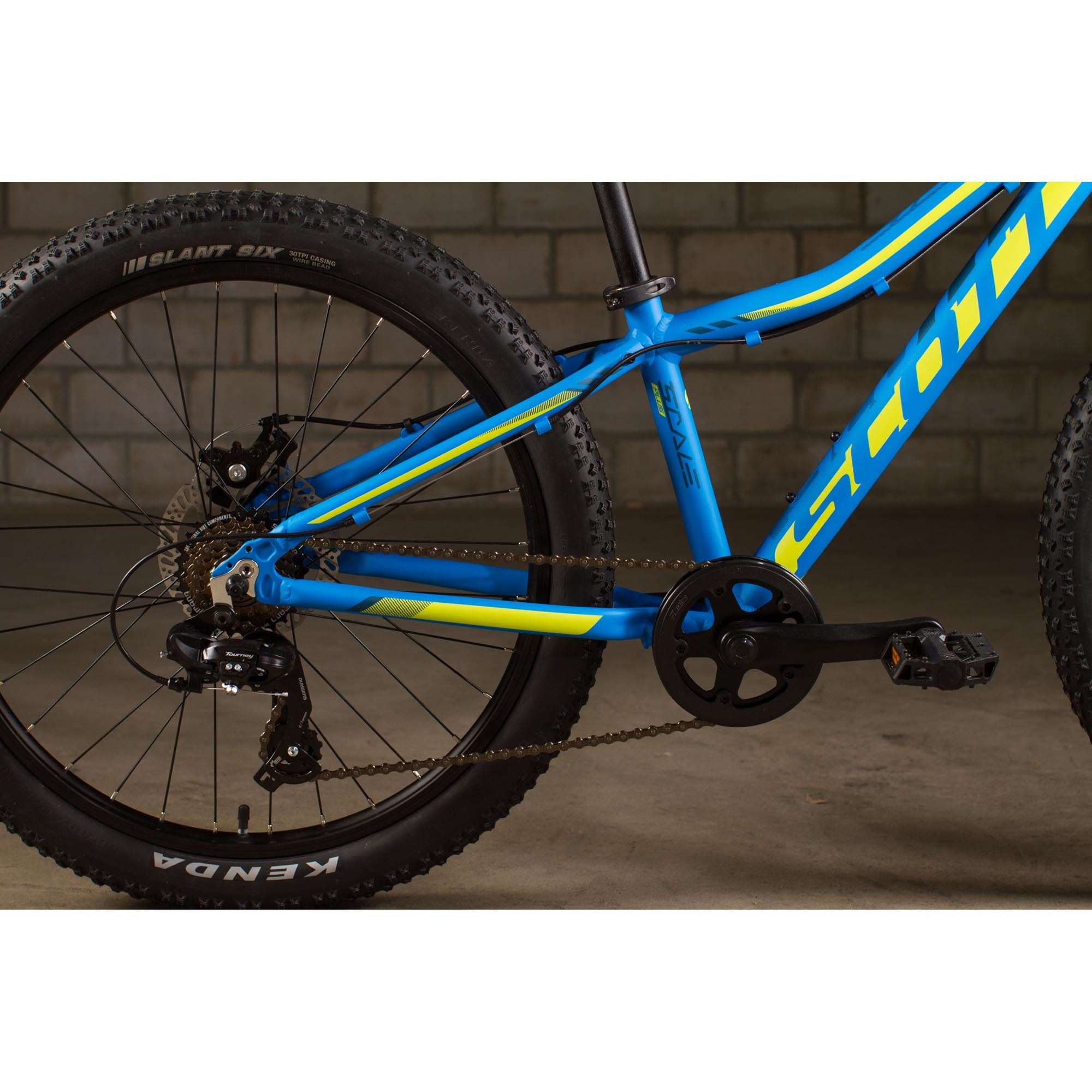 SCOTT Scale JR 24 Plus Bike