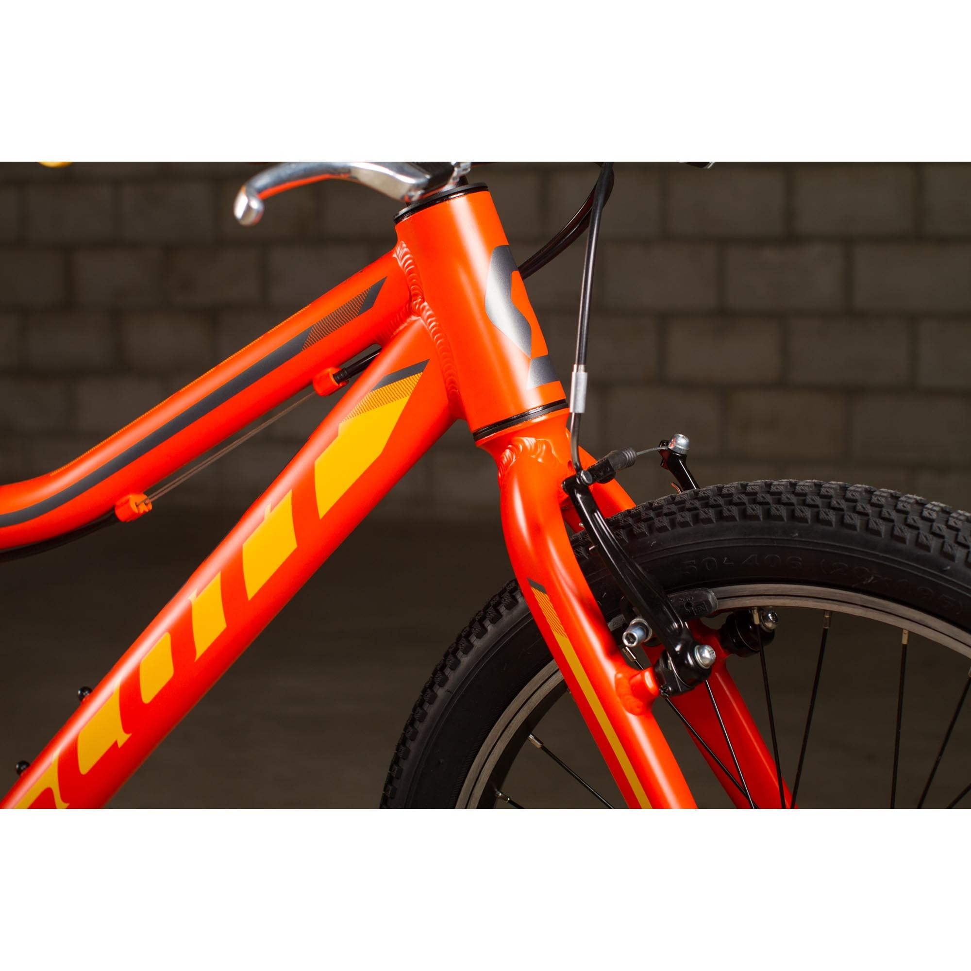 SCOTT Scale JR 20 Bike mit Starrgabel