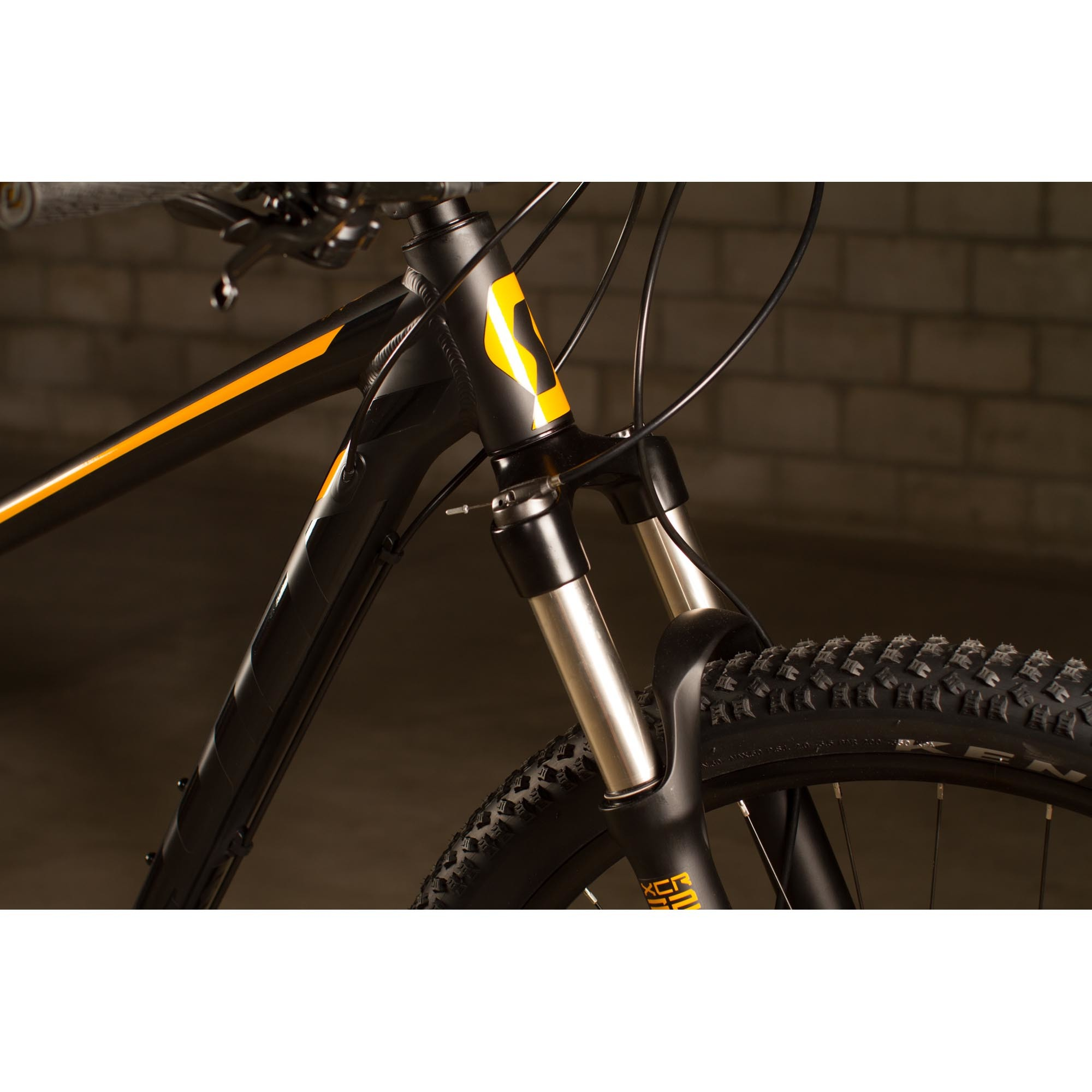 SCOTT Aspect 930 black/yellow Bike
