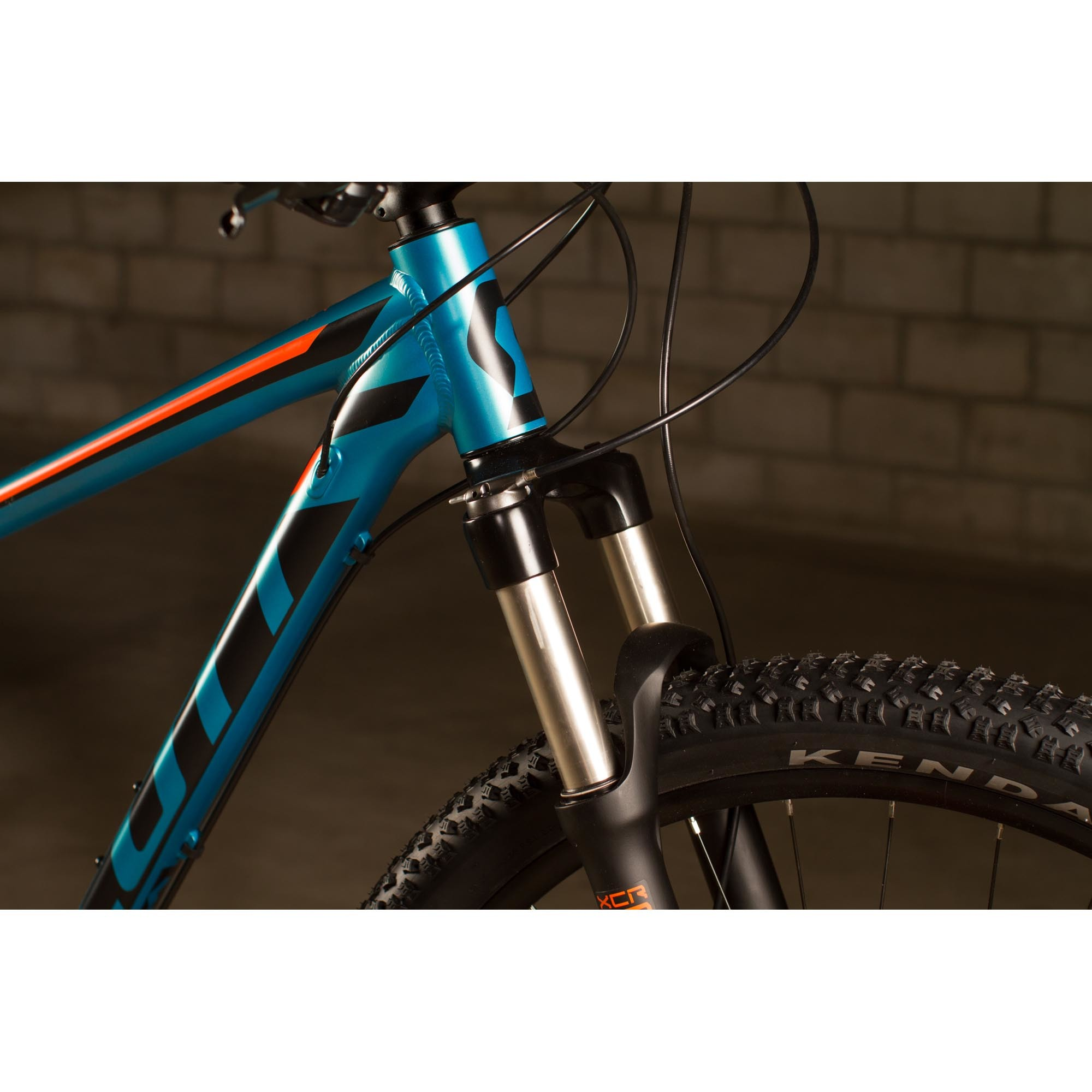 SCOTT Aspect 730 blue/orange Bike