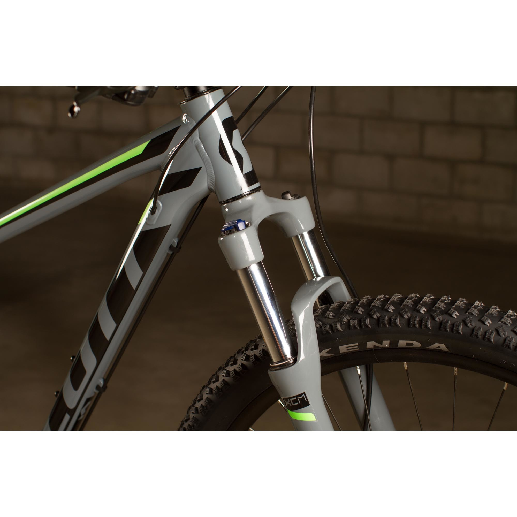 SCOTT Aspect 740 Bike grau/grün