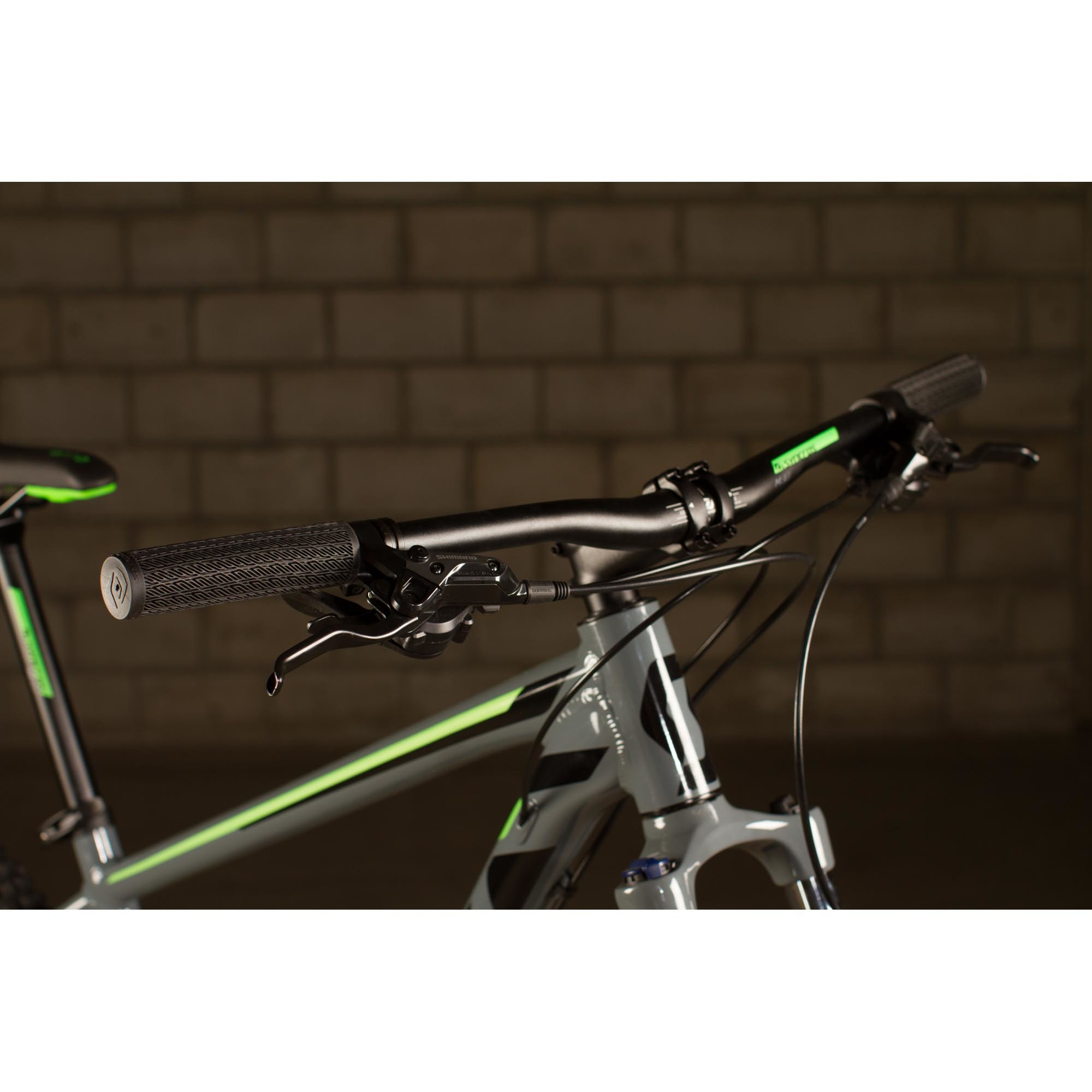 SCOTT Aspect 740 grey/green Bike