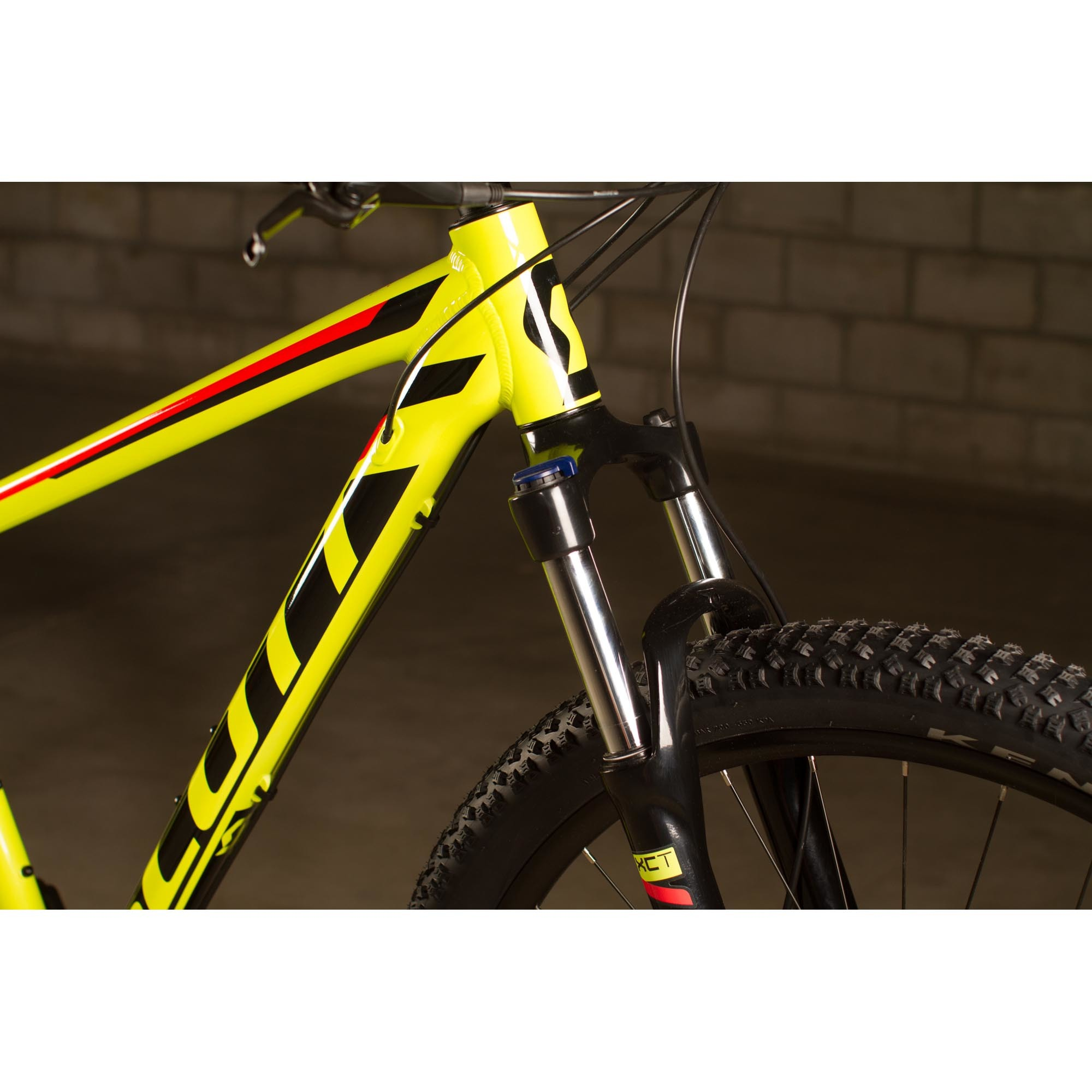 Bicicletta SCOTT Aspect 750 yellow/red