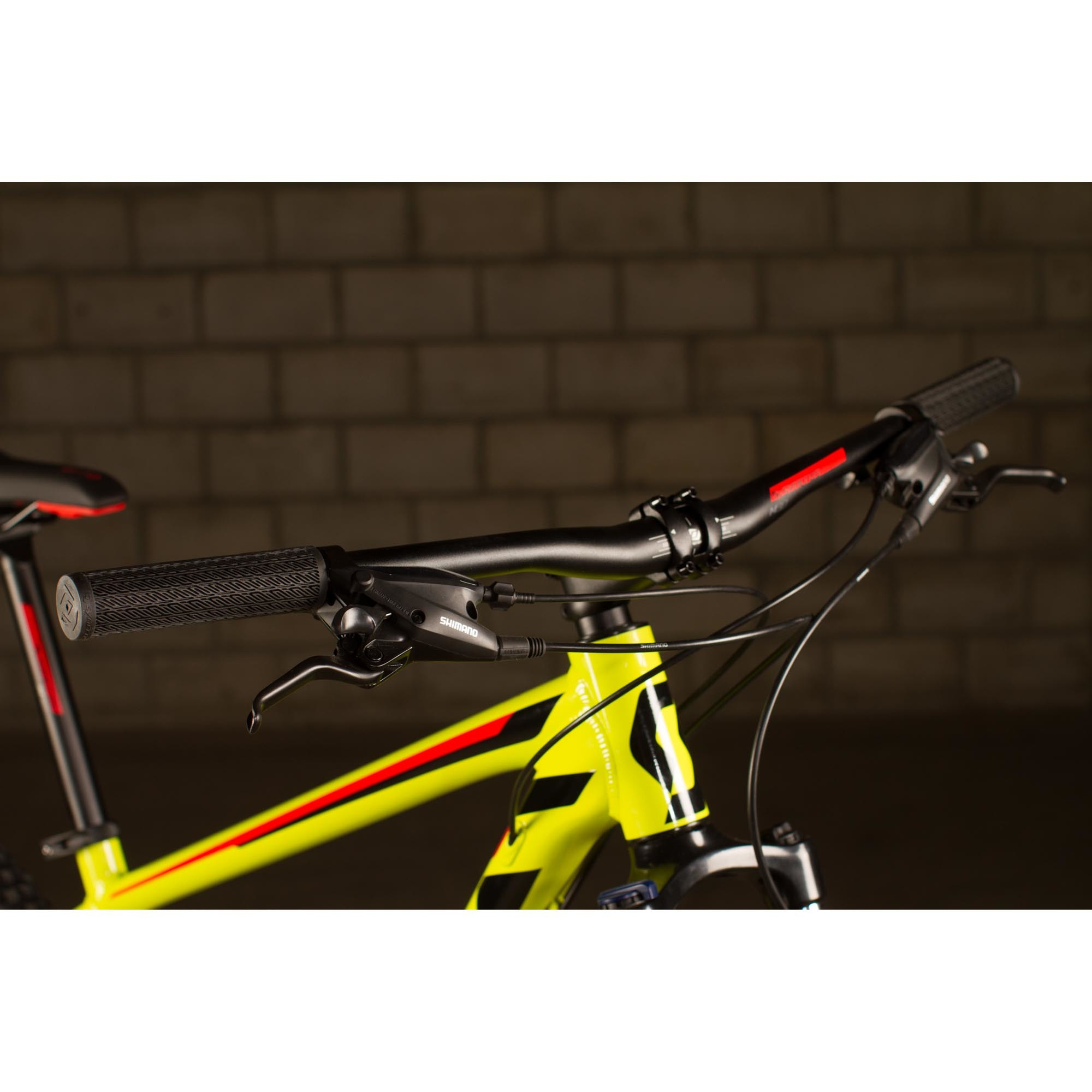 SCOTT Aspect 950 Bike gelb/rot