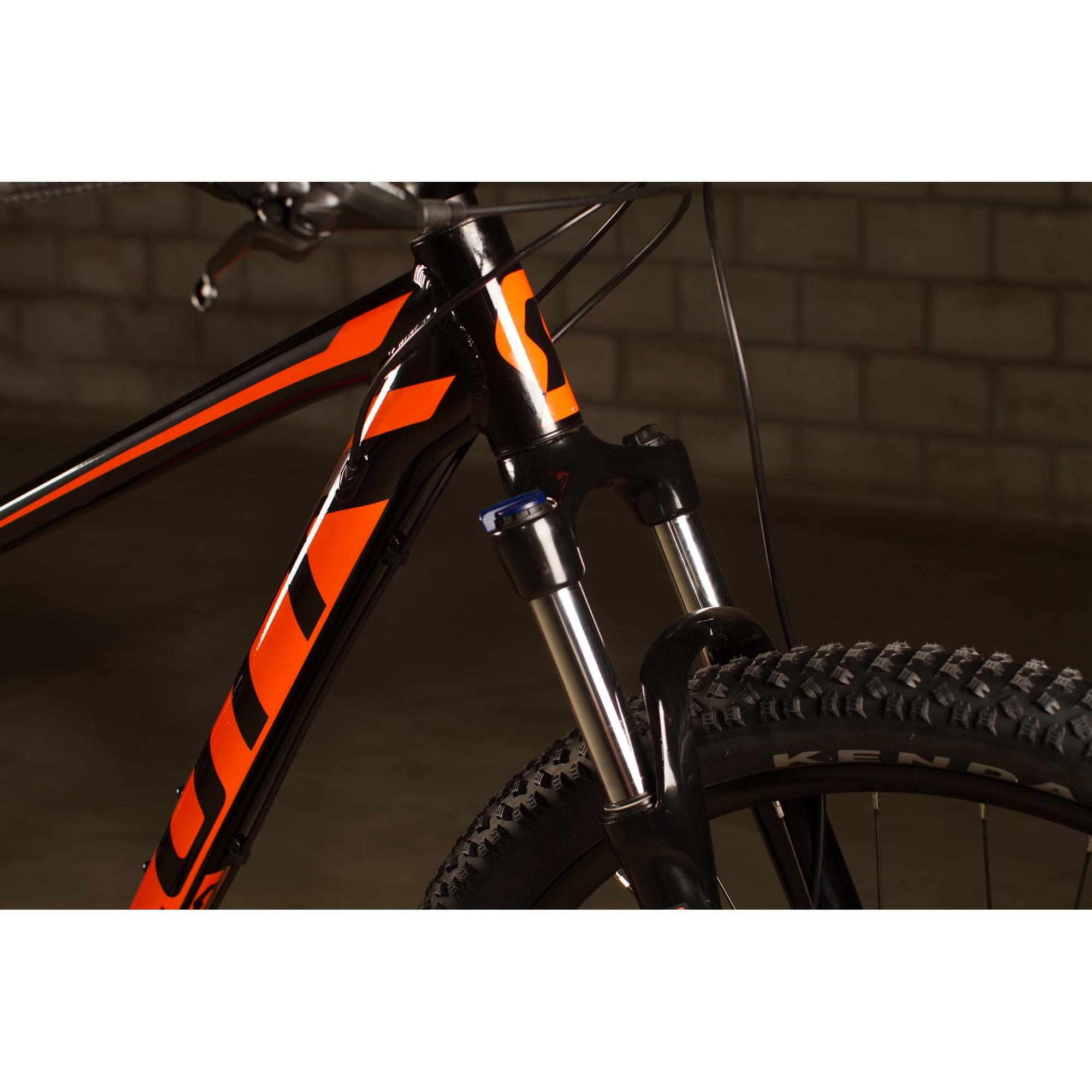 SCOTT Aspect 950 black/orange Bike