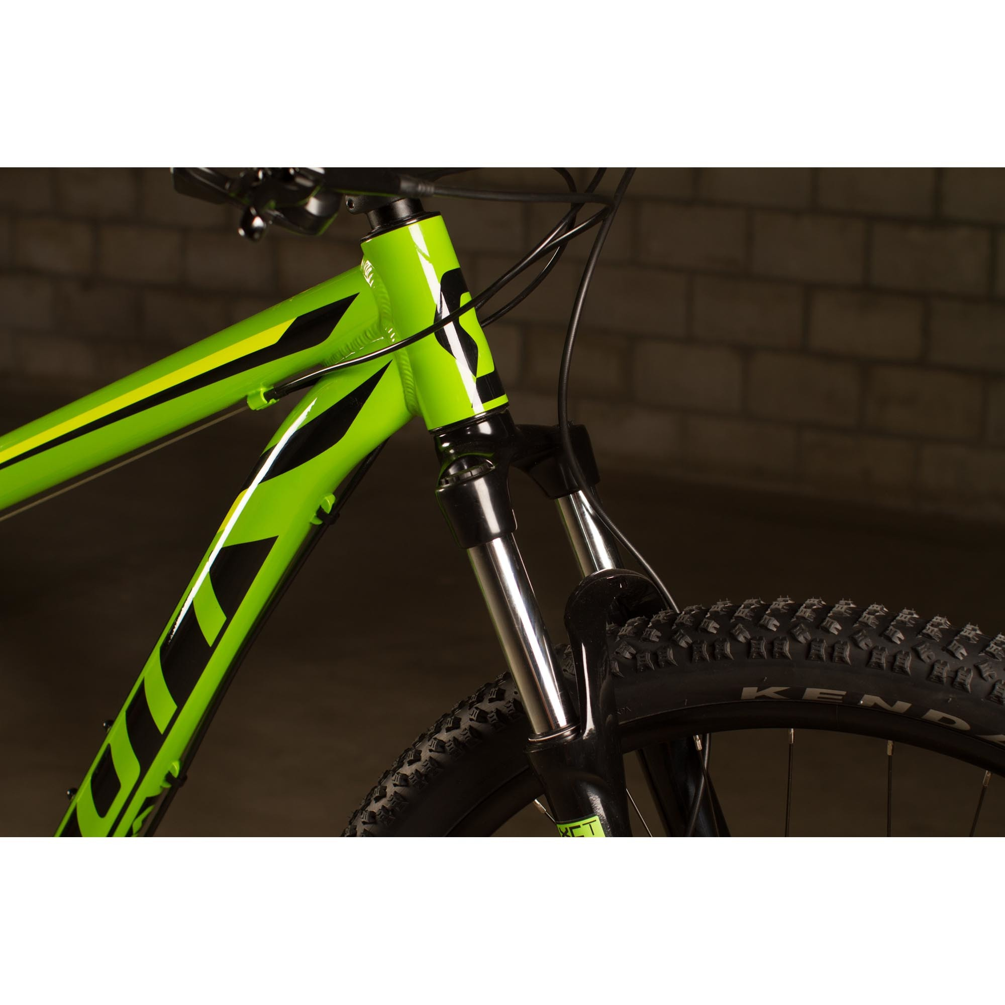SCOTT Aspect 760 green/yellow Bike