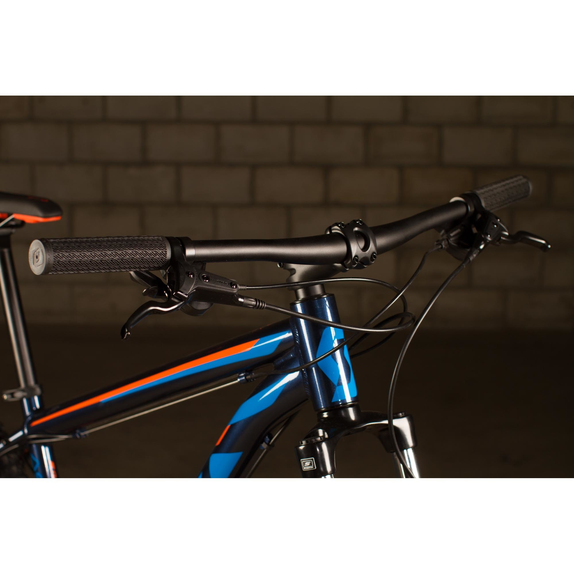 SCOTT Aspect 760 blue/orange Bike