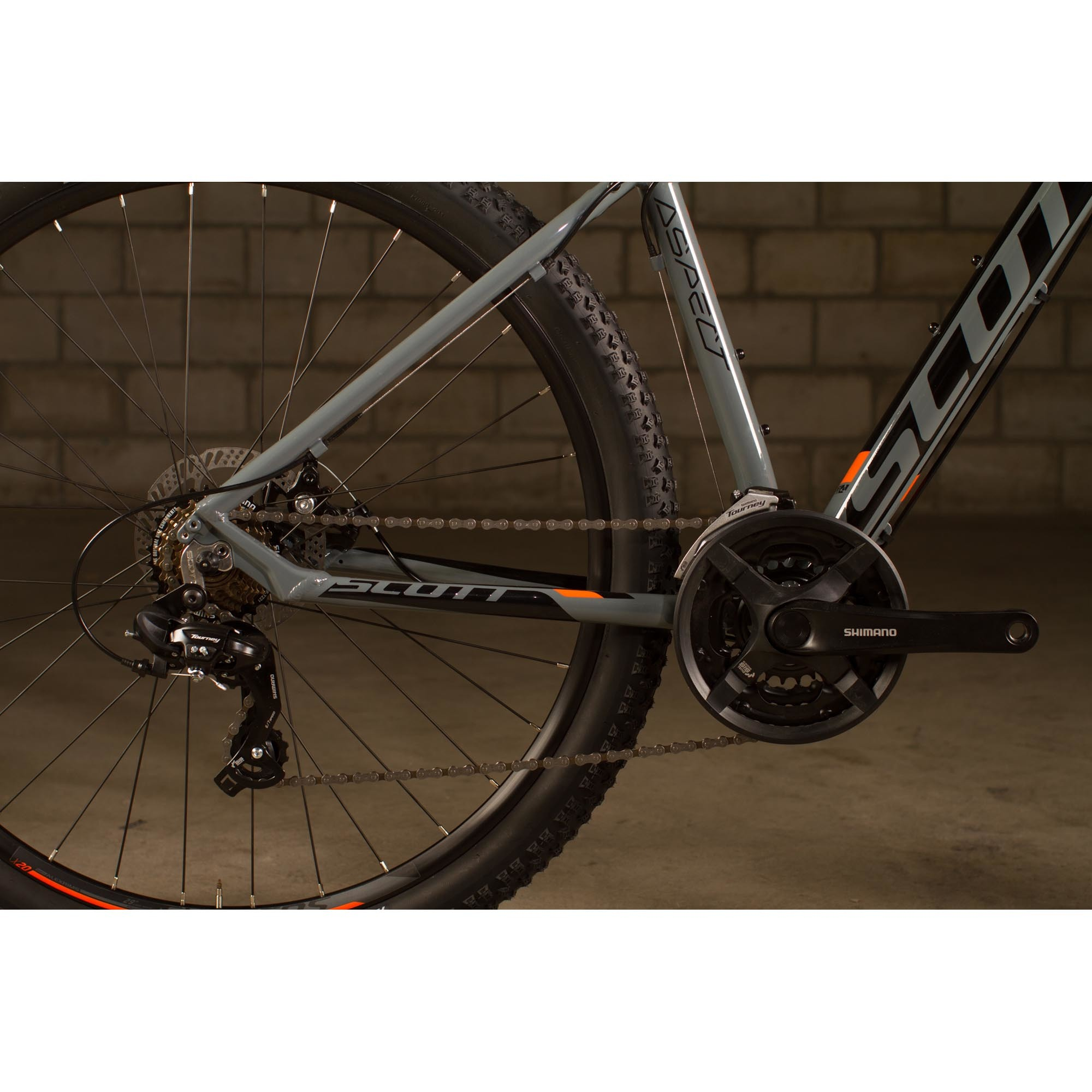 SCOTT Aspect 770 Bike