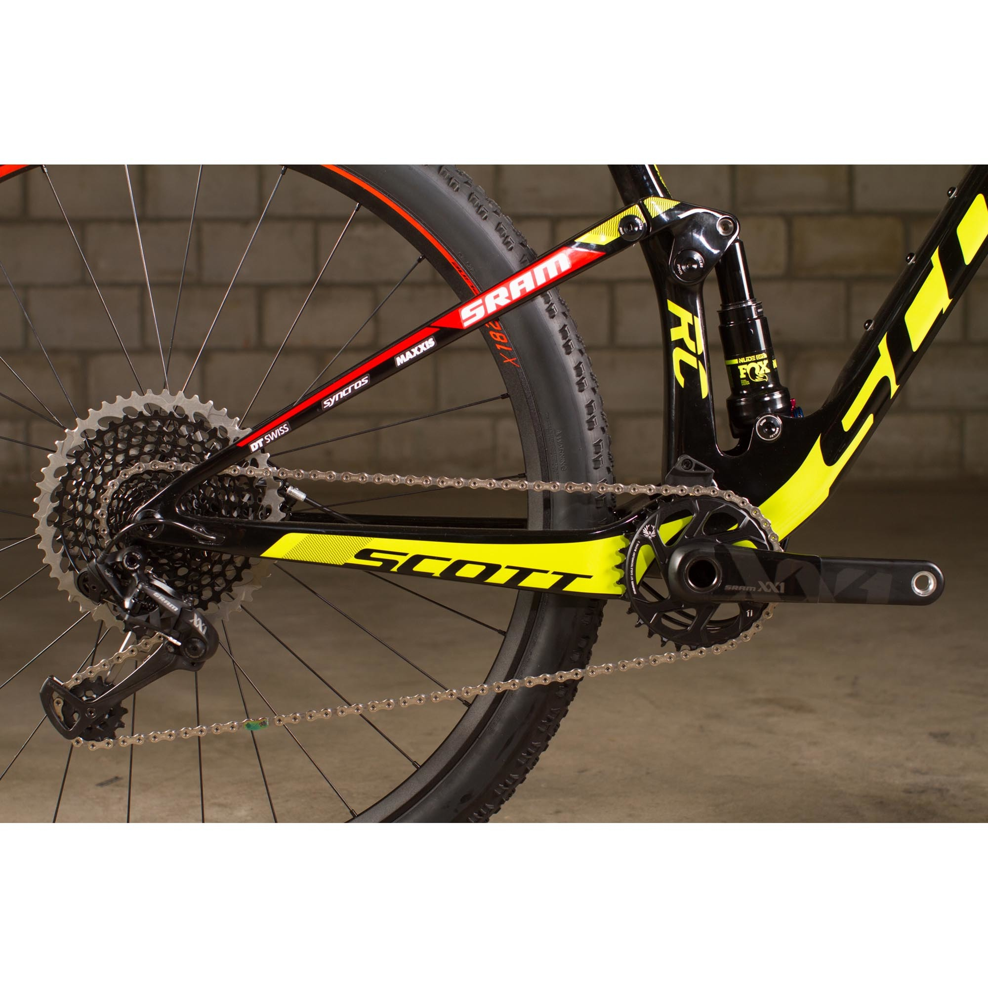 SCOTT Spark RC 900 World Cup Bike