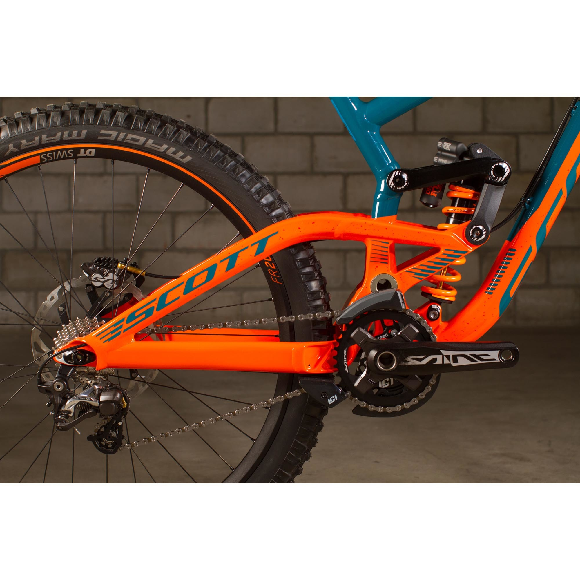 SCOTT Gambler 710 Bike