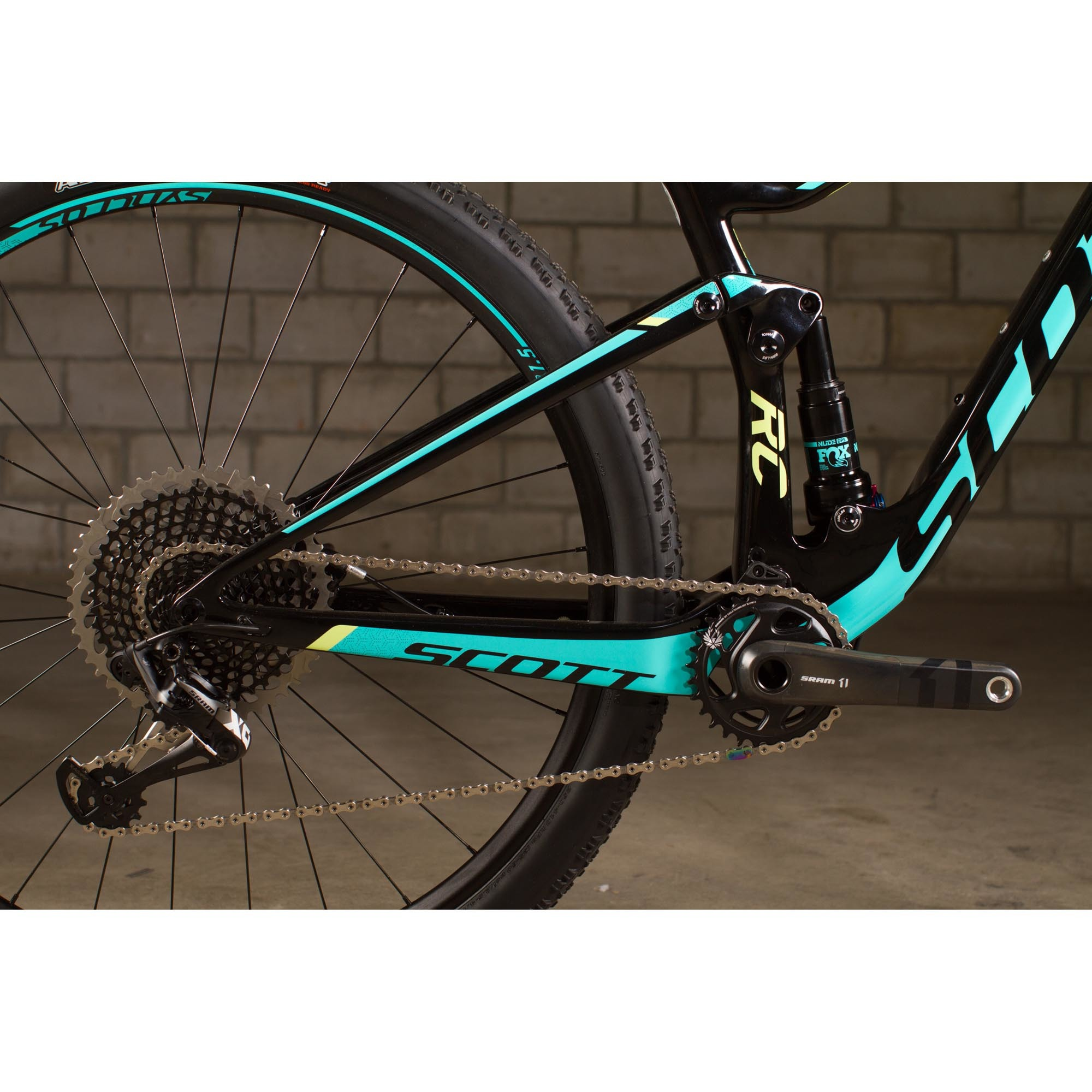 SCOTT Contessa Spark RC 900 Bike
