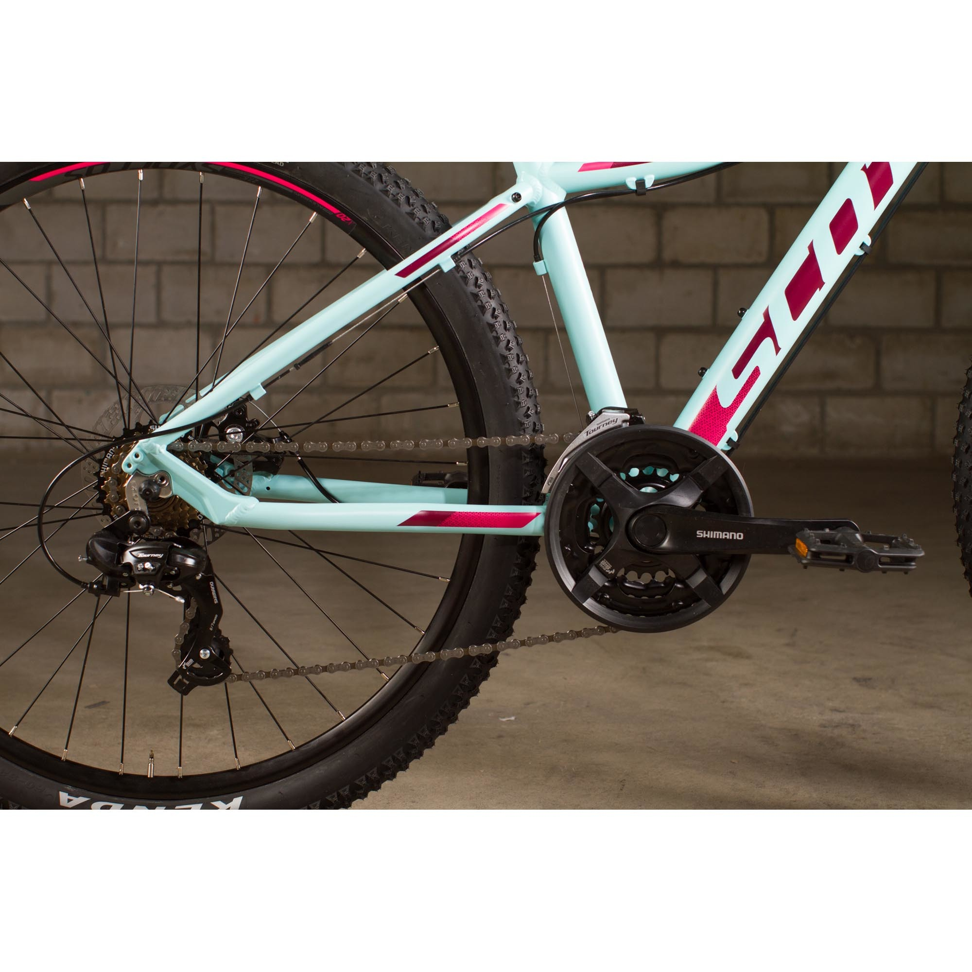 SCOTT Contessa 740 Bike