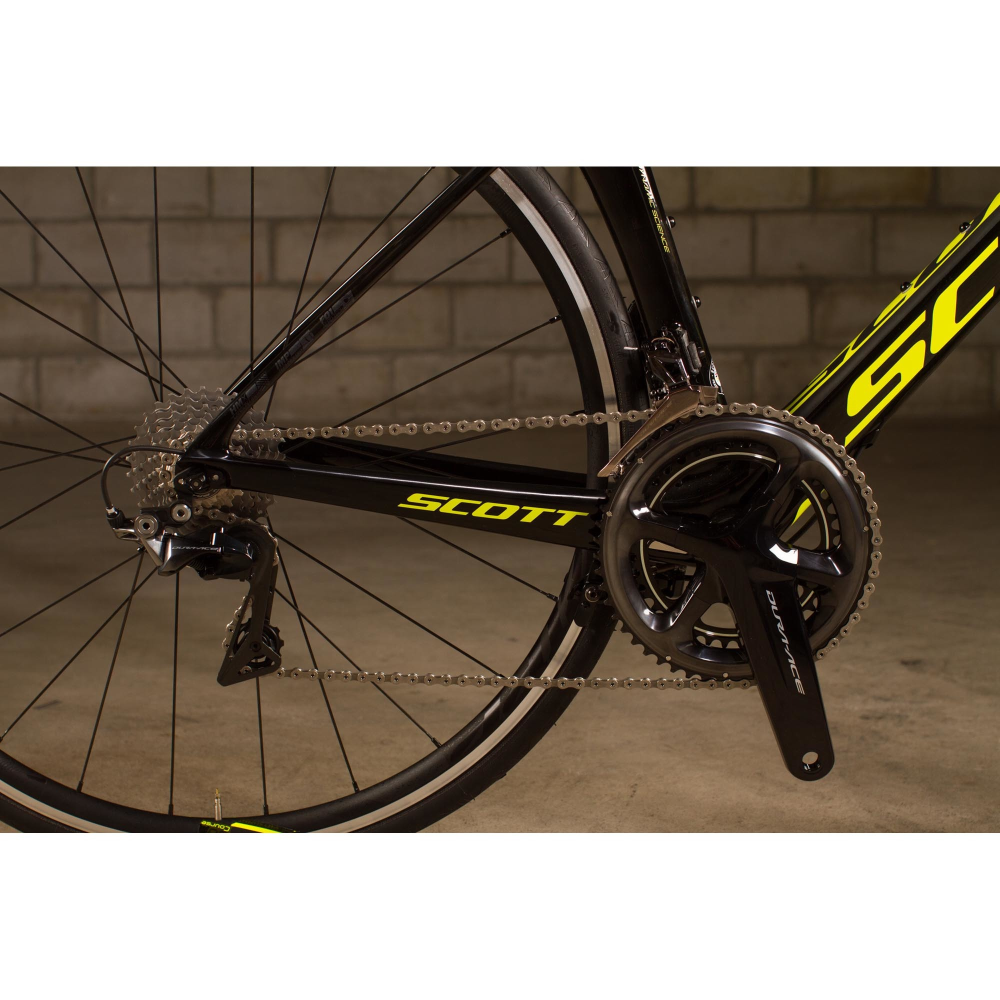 SCOTT Foil RC Bike