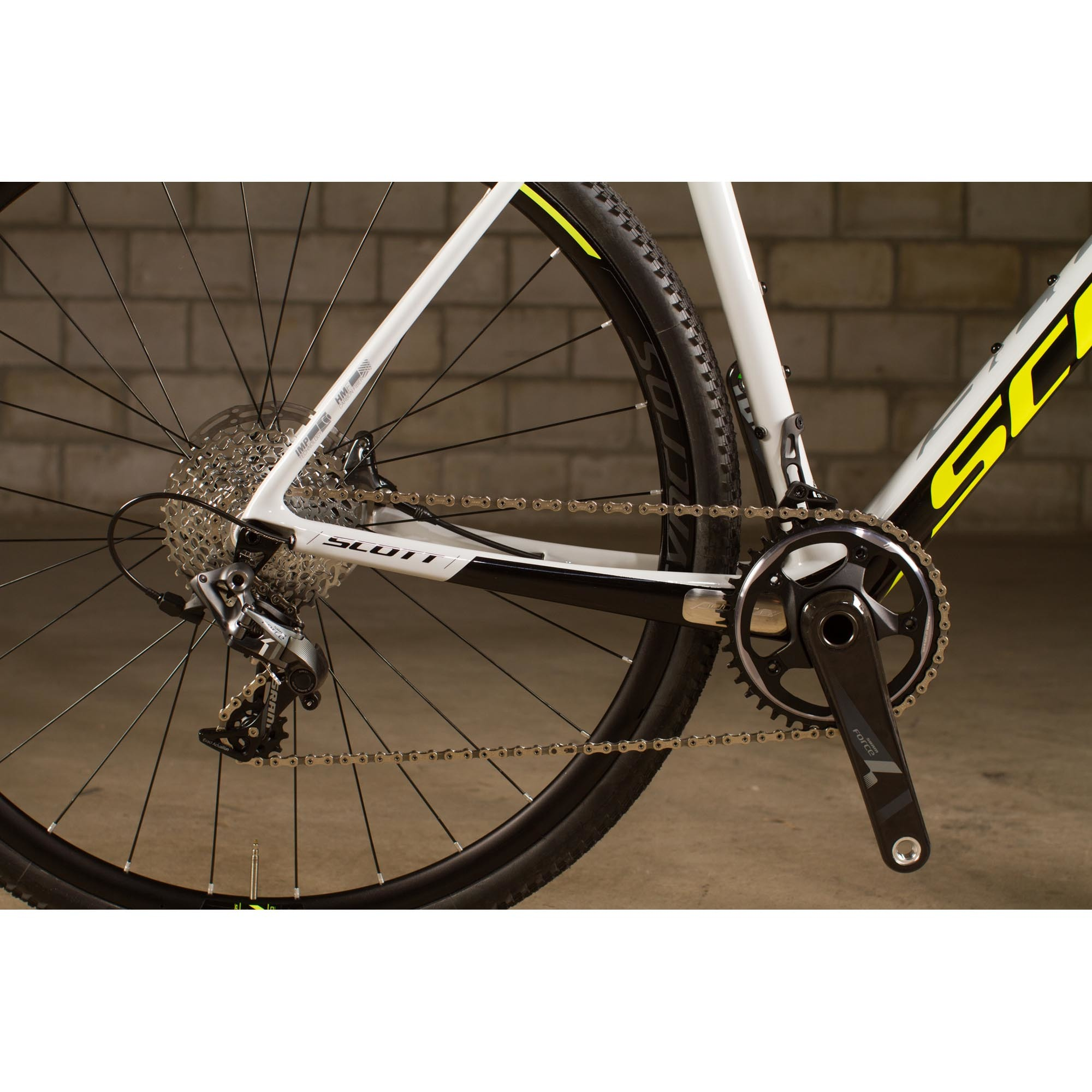 SCOTT Addict CX RC Disc Bike