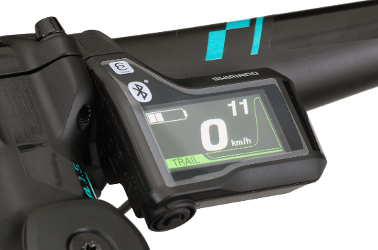 Shimano E-8000 Series Display and Assist Switch